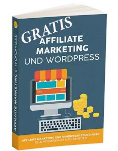 Ebook Affiliatemarketing und WordPress