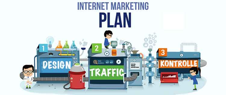 Internet Marketing Kampagne