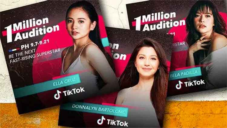 TikTok überholtInstagram 1 million audition