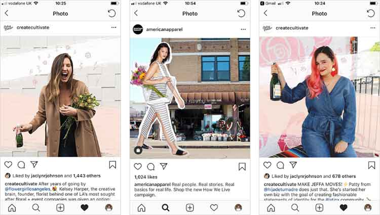Instagram Trends 2019 Feed Collagen