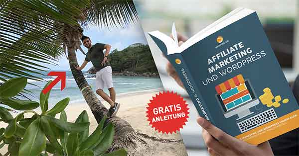 Affiliate Marketing mit WordPress kostenloses eBook