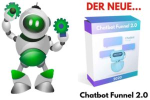 Der Videokurs Chatbot Funnel 2.0, starte mit Facebook Chatbot Marketing