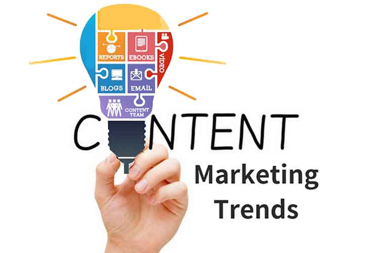 Content Marketing Trends – verbessere Deine Content Marketing Strategie