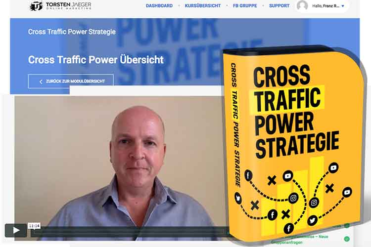 Die Cross Traffic Power Strategie – einfach targetierten Traffic generieren
