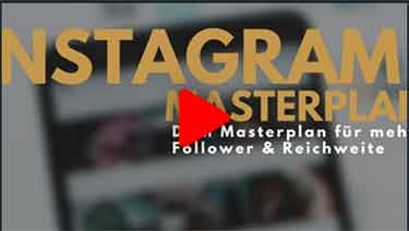 nstagram Masterplan