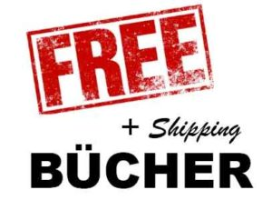 free plus shippimg bücher
