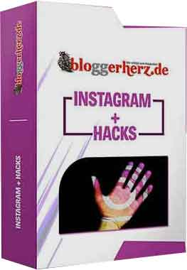 bloggerherz instagram hacks