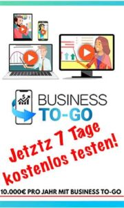 business to go testen