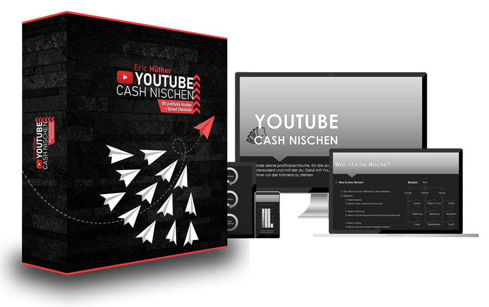 Youtube Cash Nischen