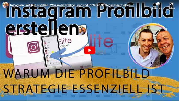 Insta Elite Mini Video Kurs Lektion2