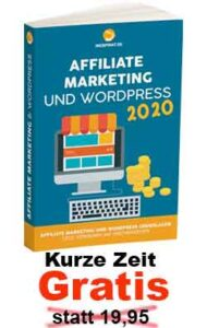 Affiliatenarketing und WordPress