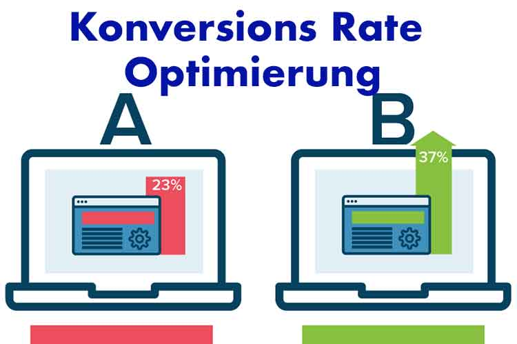 Konversions-Rate-Optimierung
